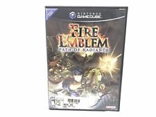 Fire Emblem Path Of Radiance Nintendo GameCube 2005 Tested Works