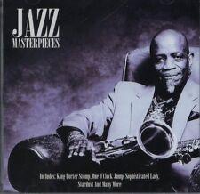 Jazz Masterpieces/Various - CD - NEUF