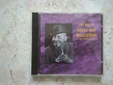Sonny Boy Williamson Best of (22 tracks, 1986) [CD]