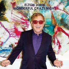 ELTON JOHN - WONDERFUL CRAZY NIGHT - CD SIGILLATO 2015