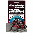 Abu Garcia 7000B Fishing Reel Rubber Sealed Bearing Kit