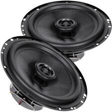 Audio System MXC 165 EVO 16,5cm 2 Wege Koax Lautsprecher Paar 165mm Coax Speaker