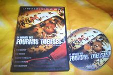 DVD LA MENACE DES FOURMIES TUEUSES film horreur