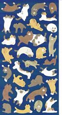 Cute Cats Stickers Kawaii Pet Kitty Japanese Stationery Cat Lover Great Gift