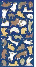 ADESIVI Carini GATTI KAWAII Pet Kitty cartoleria giapponese amante dei gatti Grande Regalo