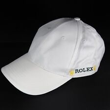 Rolex Luxury White And Green Cap Hat Very Rare 2018