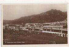 Aden, Esplanade Road, Crater RP Postcard, B200