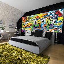 Tessuto non tessuto porta türfototapeten Fotomurale poster immagine Graffiti strassenstil 3fx1400vep