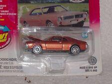 NEW JOHNNY LIGHTNING MUSCLE CARS 1969 AMC JAVELIN
