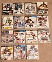 15 Playstation 3 Game Lot PS3