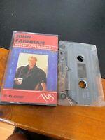 The Best Of John Farnham  Cassette Tape