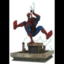 -=] DIAMOND SELECT - Uomo Ragno Spiderman 90's Marvel Gallery statua [=-
