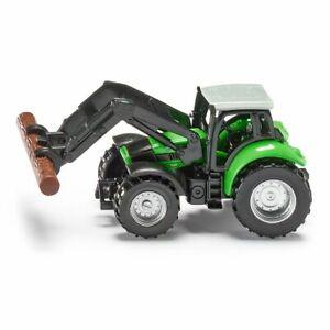 Siku Siku1380 Traktor Avec Pince A Bois