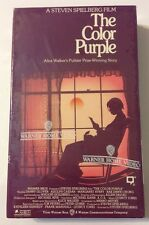 The Color Purple Beta Tape, Super Rare. Brand New WHOOPI GOLDBERG  OPRAH WINFREY