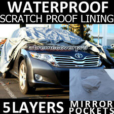 2007 2008 2009 2010 Acura MDX Waterproof Car Cover