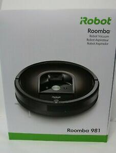iRobot Roomba 981 Robot Vacuum - BRAND NEW