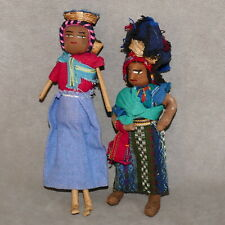 """New ListingDoll Other Ethnic Peruvian ? African ? 8"""" Lot of 2 Rana'S Variety Usa Seller"""