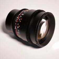 Rokinon 85mm T/1.5 Cine Aspherical Lens for Micro Four Thirds System