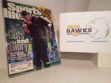 2000 August Sports Illustrated MagazineTiger Woods! Golf