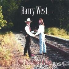 BARRY WEST: ONE RED ROSE A DAY (CD.)
