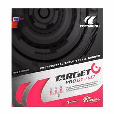 Cornilleau Target Pro Gt-h47 Table Tennis Rubber Red Max