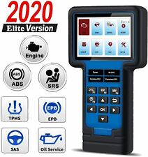 THINKSCAN OBD2 Scanner Engine ABS SRS Oil EPB SAS TPMS Reset Diagnostic Car Tool