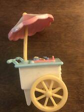 Vintage 90's Fisher Price Ice Cream Cart