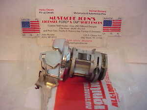 1970 - 71, Chrysler, Dodge, Plymouth   Ignition lock cylinder W/ Keys