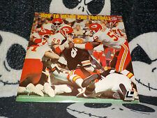 How To Watch Pro Football NFL Laserdisc LD Free Ship $30 Orders