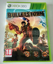 X1050-VIDEOJUEGO XBOX 360 PAL Bulletstorm MANUAL CASTELLANO