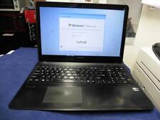 "SONY VAIO 15.5"" Laptop Windows 7 Pro 500GB HD SVF1521AGXB (SVF152C1WL)"