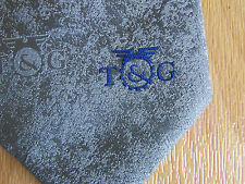 T & G Believe Transport & General Workers Union Grey Tie