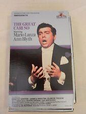 The Great Caruso (VHS) Mario Lanza, Ann Blyth (FJ)