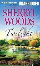 TWILIGHT unabridged audio book on CD by SHERRYL WOODS