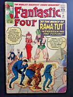 FANTASTIC FOUR #19 1ST RAMA-TUT AKA KANG THE CONQUEROR Marvel Comic !