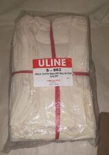 "Uline Cloth Mailing Bag w/Tag S-883 8"" x 12"" - 100/Pack NIP"