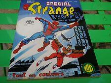 SPECIAL STRANGE 16 très bon état comme neuf
