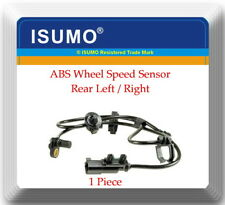 ABS Wheel Speed Sensor ALS2687 Rear Left/Right Fits: Chrysler Pacifica 2007-2008