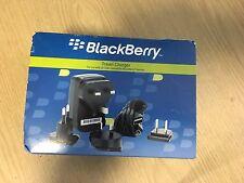 New Genuine Original Blackberry 6200 Series Travel Charger Mini USB Connector