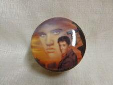 Elvis Presley Ardleigh Elliot Heartbreak Hotel Ceramic Music Box