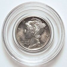 1916 Mercury Dime, Select Uncirculated—FSB