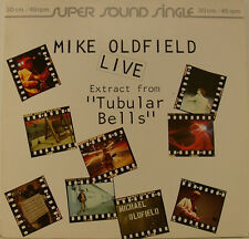 """MIKE OLDFIELD -LIVE-GUILTY FROM THE TUBULAR BELLS ALBUM  12"""" MAXI SINGLE (h223)"""