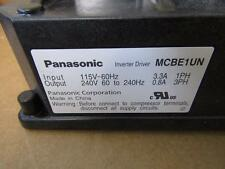 PANASONIC MCBE1UN INVERTER DRIVER