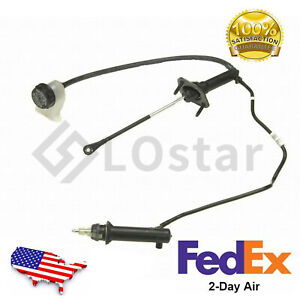 Pre-Filled Hydraulic Clutch Assembly Fits 92-93 Chevrolet S10 Pickup GMC Sonoma