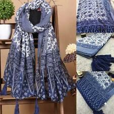 Fashion Womens Scarf Winter Knitted Cashmere Poncho Capes Shawl Cardigans Coat