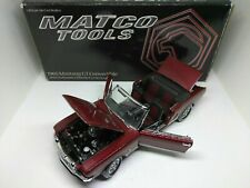 1/18 SCALE 2007 RCERTL AUTHENTICS MUSCLE 1965 MUSTANG GT CONVERTIBLE 289CU. #186