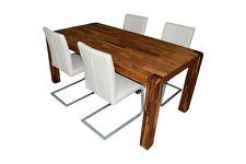 Esstisch Massiv 180 x 90 cm Massivholz Küchentisch Esszimmer Tisch Eiche Java