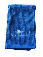 Embroidered Golf Towel 15� X 17�