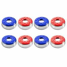 Shuffleboard Pucks 2-1/8''(53mm),Set of 8(red&Blue)