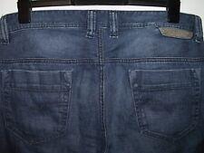 Diesel Safado Regular Slim-Straight Fit Jeans Laver 0R8FF W32 L32 (a3189)